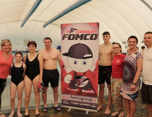 Fomco Group la Swimathon Mureș 2017