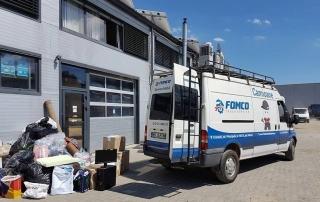Transport de bunuri donate IEESR