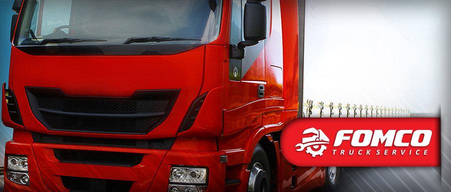Fomco Truck Service - One Stop Shop pentru camioane