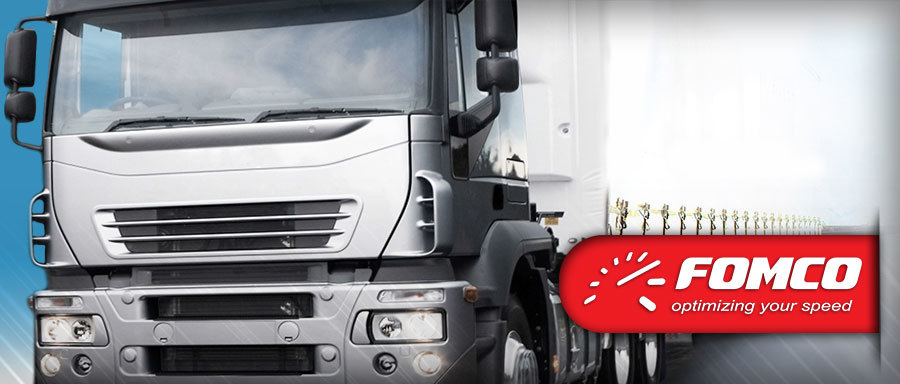 Fomco Parts - Distributie piese si accesorii camioane